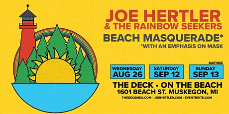 Joe Hertler & The Rainbow Seekers @ The Deck Muskegon - Sun. Sep 13 tickets