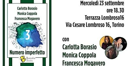 3 Numero imperfetto con C Borasio, M Coppola, F Mogavero biglietti