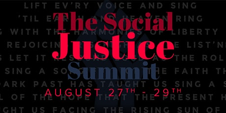 The Social Justice Summit tickets