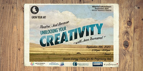 Unblocking Your Creativity Workshop tickets