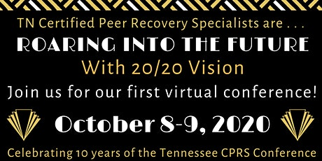 "2020 CPRS Conference ""Roaring Into the Future with 20/20 Vision tickets"