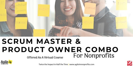 Scrum Master & Product Owner Duel Course Tickets