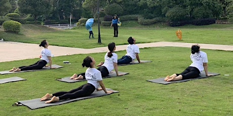 Outdoor Yoga Classes tickets