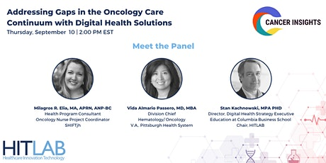 Addressing Gaps in the Oncology Care Continuum with Digital Solutions tickets