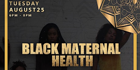 The Connect (Black Maternal Health) Virtual Pop Up Tickets