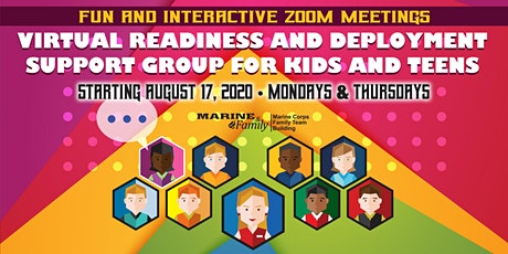 Virtual Deployment Support Group (Pre K and TK) tickets