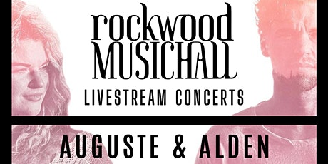 Auguste & Alden - FACEBOOK and INSTAGRAM LIVE tickets