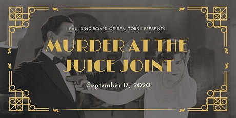 2020 Murder at the Juice Joint - Murder Mystery Night tickets