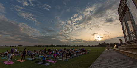Sunset Yoga | August 13th tickets