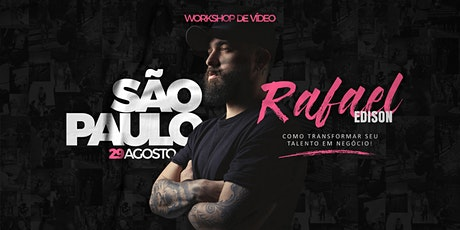 Workshop SÃO PAULO ingressos