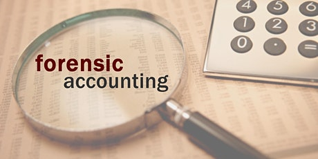 Forensic Accounting with Case Studies (Virtual) Tues Sept 15th,2020 tickets
