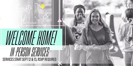 WELCOME HOME Eastridge Church Services tickets