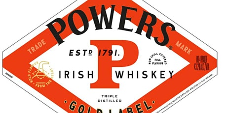 Powers Whiskey Exclusive Tasting tickets