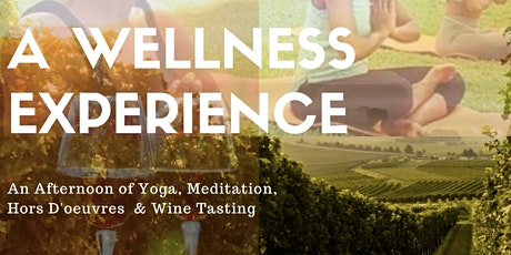 A Wellness Experience tickets