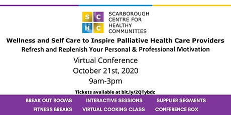 Wellness & Self Care to Inspire Palliative Health Care Providers tickets