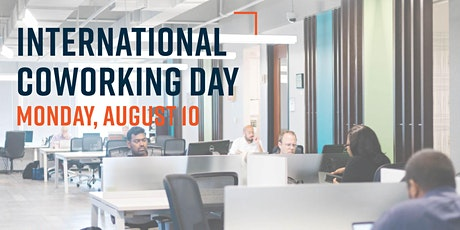 International Coworking Day at Launch Workplaces! tickets