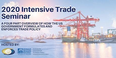 2020 Virtual Intensive Trade Seminar - Full 4-Part Package tickets