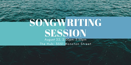 Songwriting Session Steveston tickets