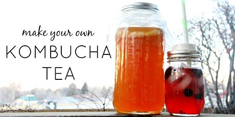Brew Your Own Kombucha Workshop tickets