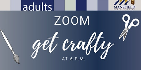 Zoom Get Crafty tickets
