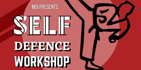 SELF DEFENCE CLASS - MDI Youth Group tickets