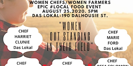 Feast of Fields - Women OutStanding In Their Field tickets