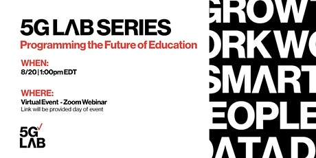 Programming the Future of Education tickets