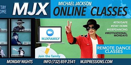 Michael Jackson Online Dance Class tickets