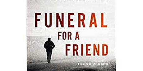 Book Launch for Funeral for a Friend tickets