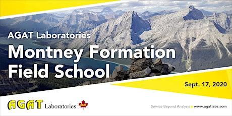 Montney Field School tickets