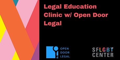 Legal Education Clinic tickets