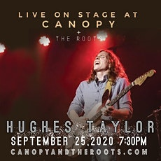 HUGHES Taylor :: Acclaimed R&B/Blues LIVE in the Roots tickets