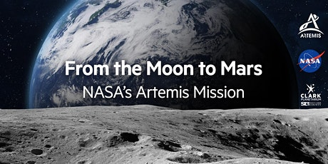 From the Moon to Mars: NASA's Artemis Mission tickets