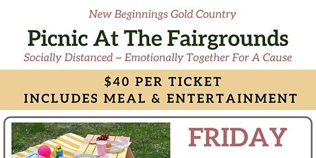 Picnic At The Fairgrounds  Fundraiser tickets