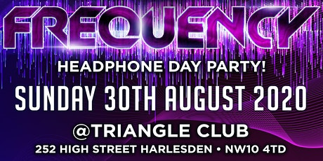 Frequency: Headphone Day Party tickets