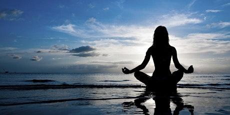 Sunset Beach Yoga Class tickets