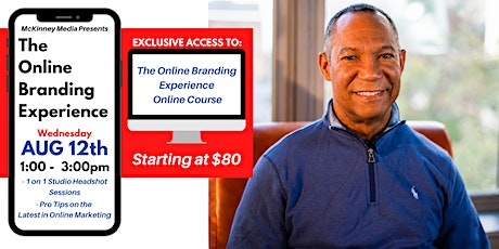 The Online Branding Experience tickets