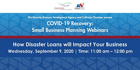 How Disaster Loans Will Impact Your Business Tax Strategy and Planning tickets