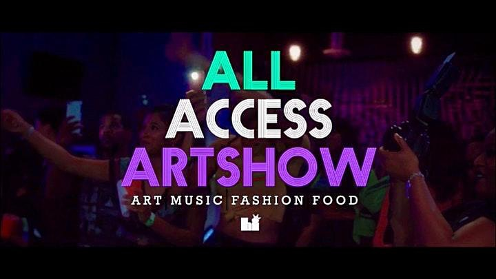 All Access Art Market: Finn Hall Houston (Mar) image