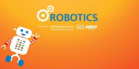 Fall 2020 Holland Bloorview FIRST Robotics - Intermediate Program