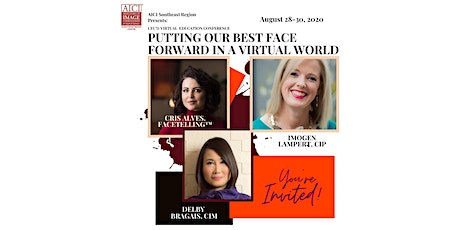 AICI SE Chapter Hosts: Putting Our Best Face Forward in a Virtual World tickets