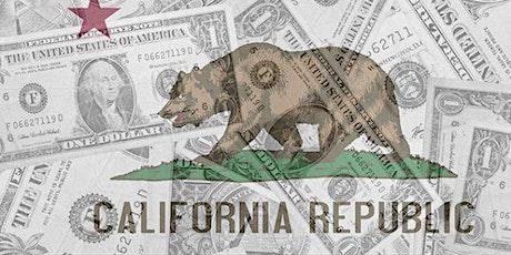 West Coast Legislative Updates: Direct & Indirect Tax tickets