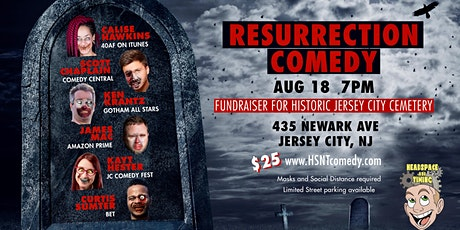 Resurrection Stand-Up Comedy Fundraiser tickets
