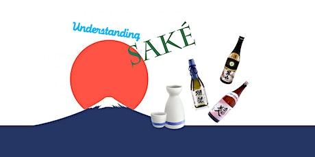 Understanding Japanese Sake tickets