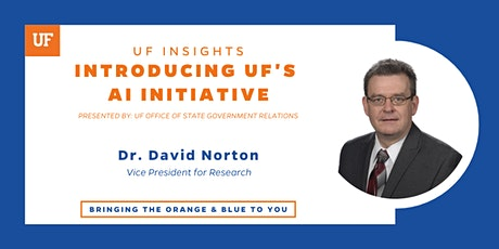 UF Insights: Introducing UF's AI Initiative tickets