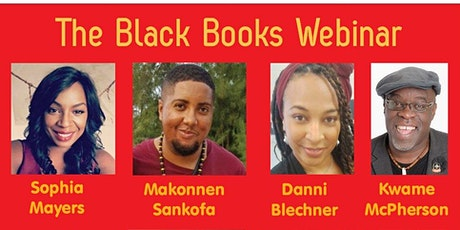 The Black Books Webinar August tickets