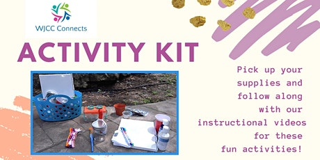 WJCC Connects Activity Kit! tickets