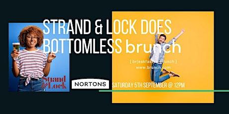 Strand & Lock Bottomless Brunch Launch tickets