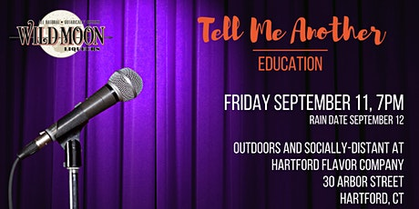 Tell Me Another: Education tickets