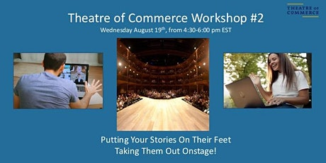 Theatre of Commerce Rehearsal and Stage tickets